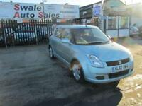 2007 57 SUZUKI SWIFT 1.3 GL 5 DOOR 91 BHP