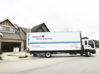 AFFORDABLE,EFFICIENT MOVERS FOR HIRE