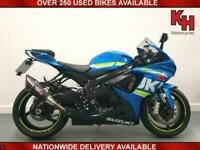 SUZUKI GSXR 600 2017 BLUE - REALLY LOW MILEAGE - YOSHIMURA EXHAUST and MORE!