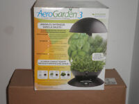 AEROGARDEN 3 - NEW IN ITS BOX NEVER OPENED Watch|Share |Print|Re
