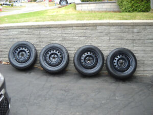 Sonny Snow Tires on rims 205/60 R16