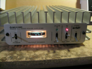 Toyko HI POWER LABS FM/SSB BI LINEAR VHF amplifier HAM RADIO