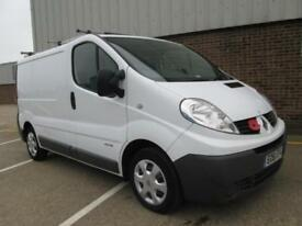 2011 (61) RENAULT TRAFIC VAN 2.0 DCI SL27 PHASE 3 SAT NAV AIR CON ELEC WINDOWS