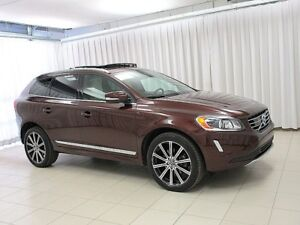 2015 Volvo XC60 T6 PLATINUM AWD w/ SPORT & TECHNOLOGY PACKAGES