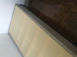 Twin and Queen Bed Mattress Spring Box Kitchener / Waterloo Kitchener Area image 2
