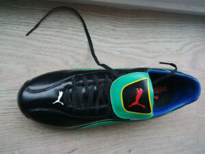 Puma Outdoor or Turf Soccer/Football shoes (with Cleats)
