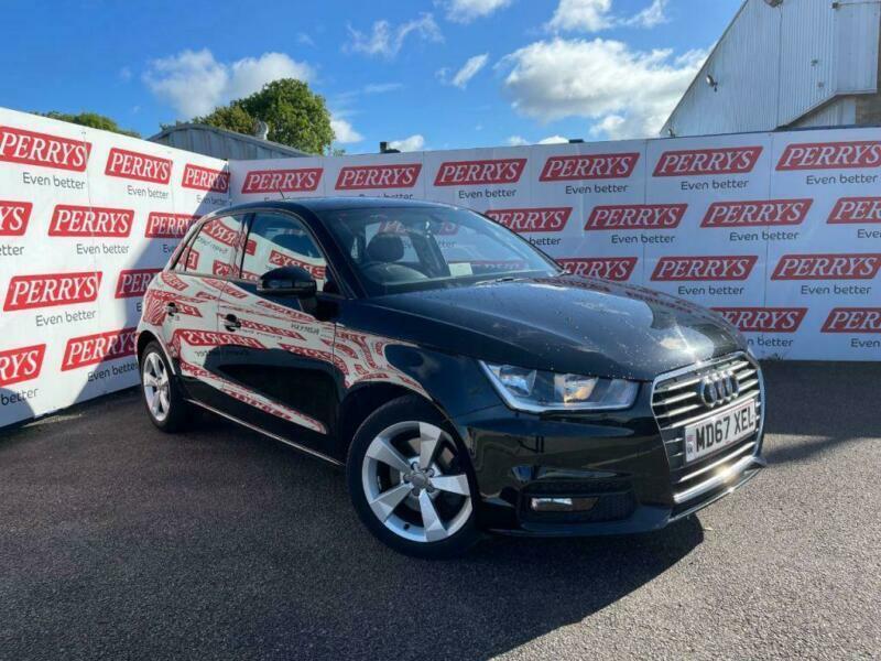 2018 Audi A1 1.4 TFSI Sport 5dr S Tronic Hatchback Auto Hatchback Petrol Automat
