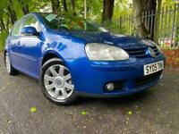 CLEAN LOW MILEAGE VW GOLF 2.0 FSI GT 5DR WITH ONLY 80K