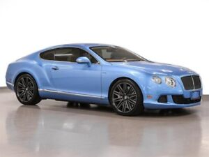 2013 Bentley Continental GT Speed RARE CLEAN CAR PROOF