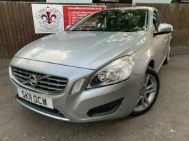 image for 2011 Volvo S60 2.0 D3 SE Geartronic 4dr Saloon Diesel Automatic