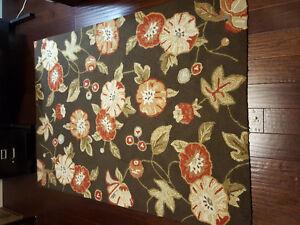 area carpet 8 x 10 Hand made