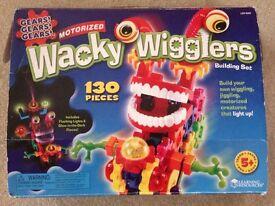 Wacky wigglers