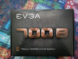 Evga 700B Bronze 80 Plus b1 (700 watt power supply unit)