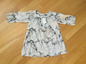BNWT sweet Deer Christmas Dress from Gap