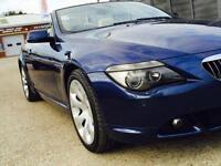 2004 D BMW 6 SERIES 4.4 645CI **LPG GAS CONVERTED. USE LPG OR PETROL** 2D AUTO 3
