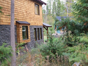Off Grid Timberframe and Acreage