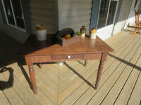Antique Small Harvest Table