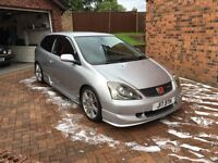 Honda Civic ep3 type R premier edition