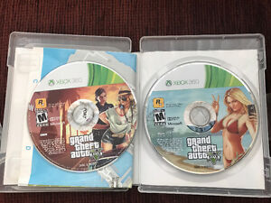 Trading GTA5 and Skyrim Xbox 360 games for PS3 version