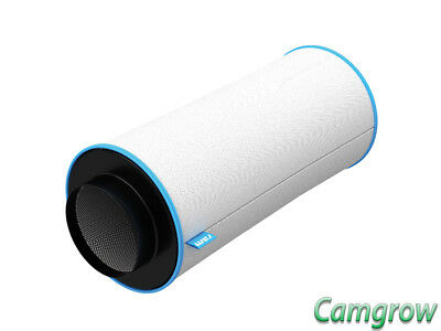 RAM 6 Inch 150/475mm 500m3/hr Carbon Filter Hydroponic Odour Control