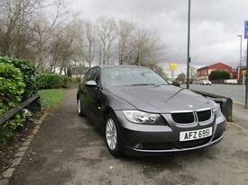 BMW 3 SERIES 318i SE (grey) 2007