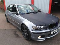 BMW 330 3.0 auto 2004 i Sport NICE CAR INSIDE AND OUT