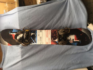 New, Unused....   Yes Snowboard Boots Bindings and Bag