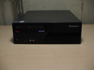 Lenovo Intel Dual Cores 3ghz,4Gb Ram, 250GB HDD, HDMI,WIN10