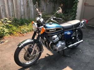 1975 Honda CB750 K Excellent condition
