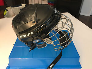 Bauer Hockey helmet and mask NEW