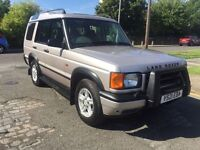 2001 LANDROVER DISCOVERY TD5 2.5 7 SEATER NOT THE USUAL RUBBISH *SALE*