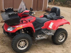 Arctic Cat 400 2 places 2008
