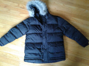 LIKE NEW Youth Old Navy Winter Coat- size 8