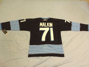 NEW Evgeni Malkin Pittsburgh Penguins Winter Classic Jersey