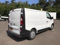 Vauxhall Vivaro L1 H1 2900 1.6 115PS EURO 5 DIESEL MANUAL WHITE (2014)