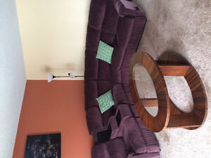 Excellent condition and gently used Sectional Couch