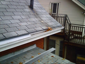Eaves Trough and Gutter guard service Kitchener / Waterloo Kitchener Area image 3