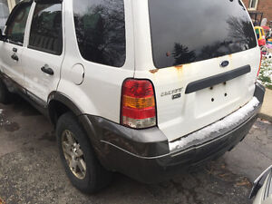 2005 Ford Escape SUV, Crossover Kitchener / Waterloo Kitchener Area image 3