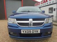 2009 09 DODGE JOURNEY 2.0 SXT CRD 5D 138 BHP DIESEL