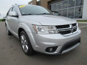 Dodge Journey R/T | AWD | Heated Leather | Backup Camera 2012
