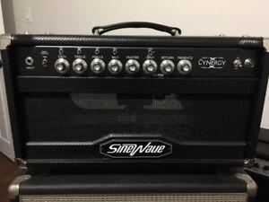 Sinewave Cynergy 100watt John Mayer / SRV / Schofield / Fender