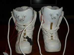 Women's Size 8.5 Nitro Snowboard Boots Cambridge Kitchener Area image 4