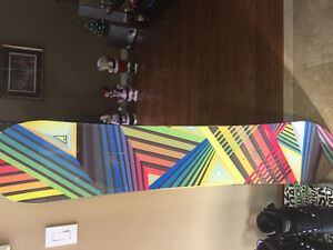 New Snow Board with Boots & Bindings