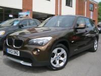 2012 12-Reg BMW X1 2.0TD auto sDrive20d SE,GEN 47,000 MILES,RARE AUTO!!!!
