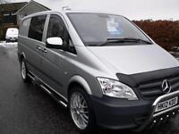 Mercedes-Benz VITO 110 CDI Dualiner / Traveliner / Low Milage / High Spec