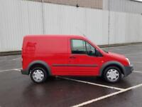 2010 60 PLATE Ford Transit Connect 1.8TDCi ( 75PS ) Van T200 SWB NO VAT