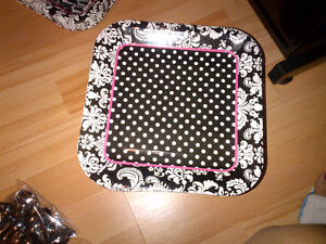 Black and white party supplies; Paris themed Kitchener / Waterloo Kitchener Area image 2