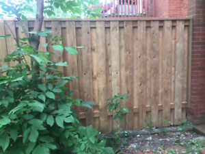Fences, decks and more! Scarborough-Pickering-Ajax