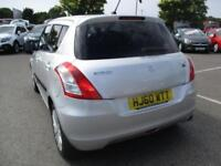 2010 Suzuki Swift Sz4 1.2 5dr 5 door Hatchback