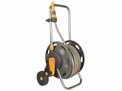 Hozelock 2434 Assembled Reel + Hose + Fittings